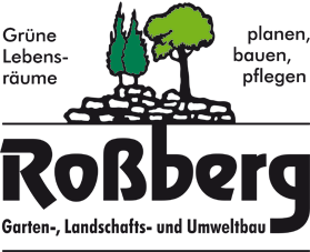 Roßberg Garten-, Landschafts- und Umweltbau Logo